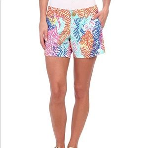 Lilly Pulitzer Callahan Shorts Size 00